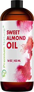 sweet almond oil for baby massage