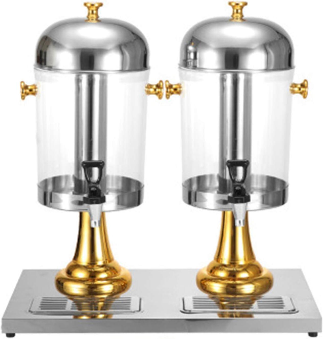 Juice Dispenser Some reservation Double Tanks Beverage Mail order Hotel Disp