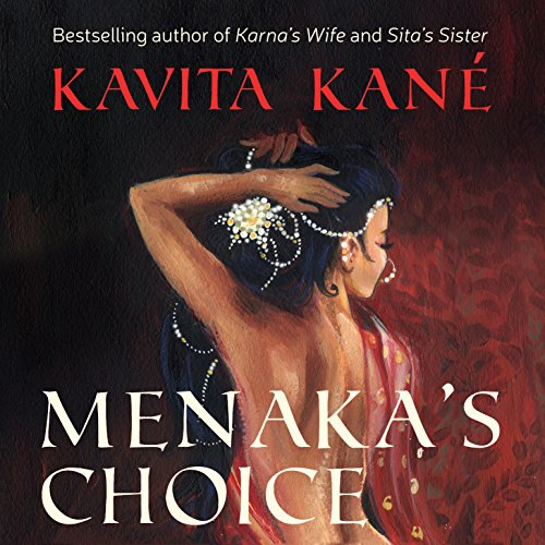 Menaka's Choice audiobook cover art