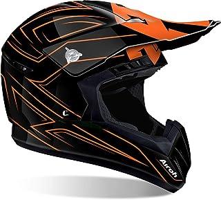 Airoh Switch Spacer Motocross Helm XS 53/54 Orange