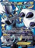 Thundurus Ex Full Art Plasma Freeze 110/116 Pokemon Card by Nintendo