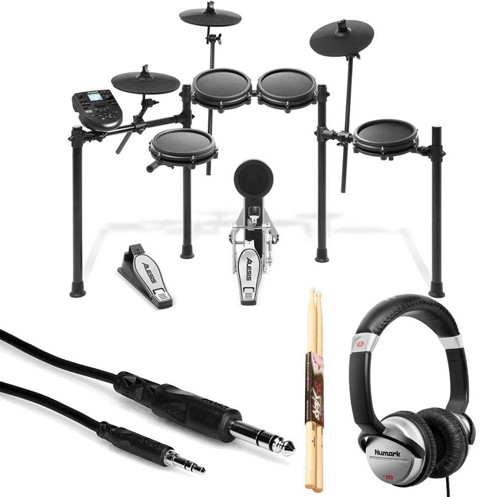 Alesis Electronic Sticks Headphones Interconnect