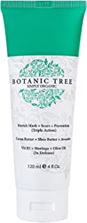 Stretch Mark Cream Removal- Decrease Stretch Marks in 93% of Customers in 2 Months-Helping Scars and Prevention- w/ 100% Organic Cocoa And Shea Butter- Also Stretch Mark Cream For Pregnancy. 4 fl oz