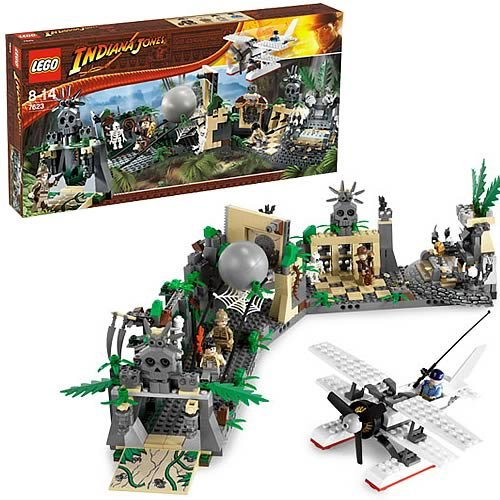 LEGO Indiana Jones 7623