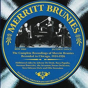 Merritt Brunies 1924-1926