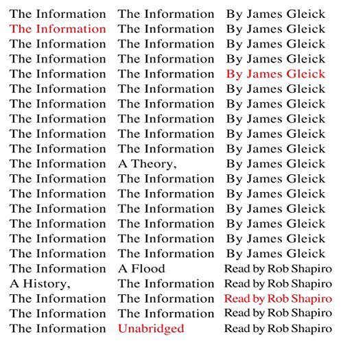 The Information cover art