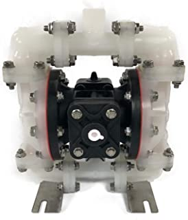 pneumatic diaphragm water pump