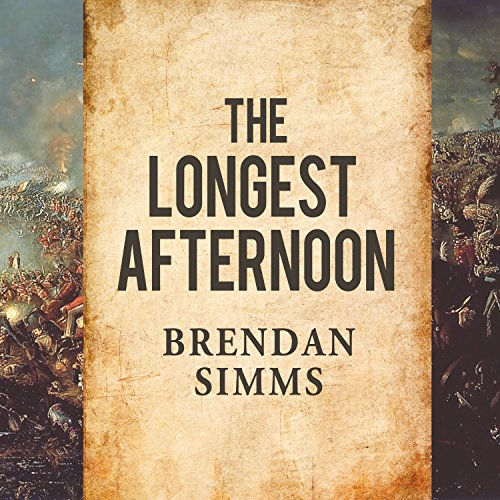 The Longest Afternoon audiobook cover art