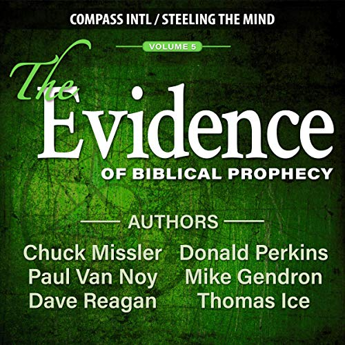 The Evidence of Biblical Prophecy, Volume 5 audiobook cover art