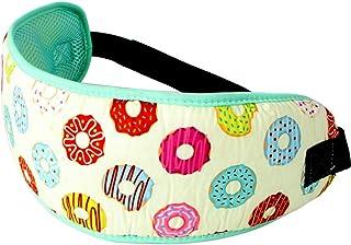 Ao Tuo Kinder Einkaufswagen Gurte Sicherheit Kopfst/ütze Kinder Verstellbarer Speisegurt Esszimmerstuhl Sicherheitsgurt Schutz