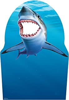 Advanced Graphics Shark Stand-in Life Size Cardboard Cutout Standup