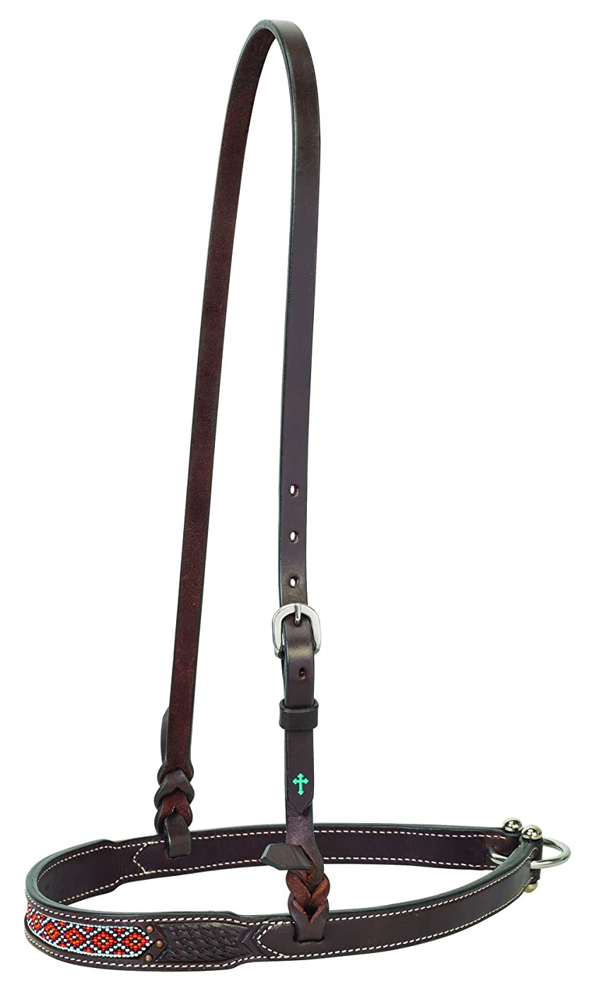 苦しみマティス凝縮するTurquoise Cross Beaded Basketweave Collection