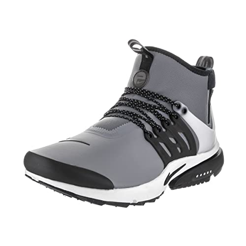 uk availability 58288 4f339 Nike Mens Air Presto Mid Utility Hight Top Lace Up Running Sneaker