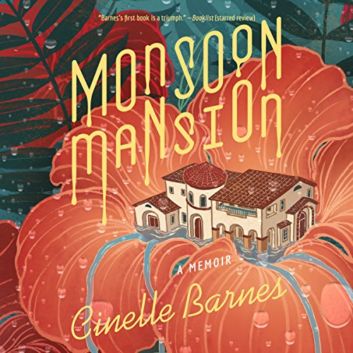 Monsoon Mansion audiobook cover art