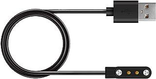 precauti Smart Watch Ladekabel, magnetisches Adsorptionsladekabel für Smart Watch, Prtable Ladekabel für Haylou Solar LS05 Sport Smart Watch