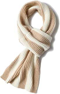 Scarves Scarf Scarves Women's Scarf Knitted Warm Scarf Cashmere Long Scarf Scarves (Color : Yellow)