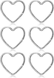 Best heart piercing cartilage Reviews