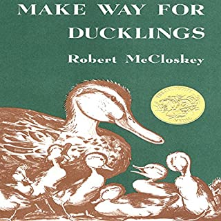 Make Way for Ducklings cover art