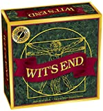 Wit's End board game where you enjoy answering complicated questions related to history, geography and countries