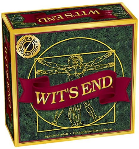 Wit#039s End Board Game  Ages 16 to Adult
