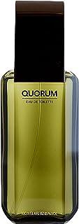 Quorum by Antonio Puig Eau De Toilette Spray for Men 3.40 oz (Pack of 2)