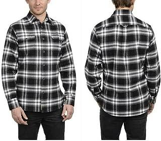 Men's Brawny Flannel Shirt,Variety