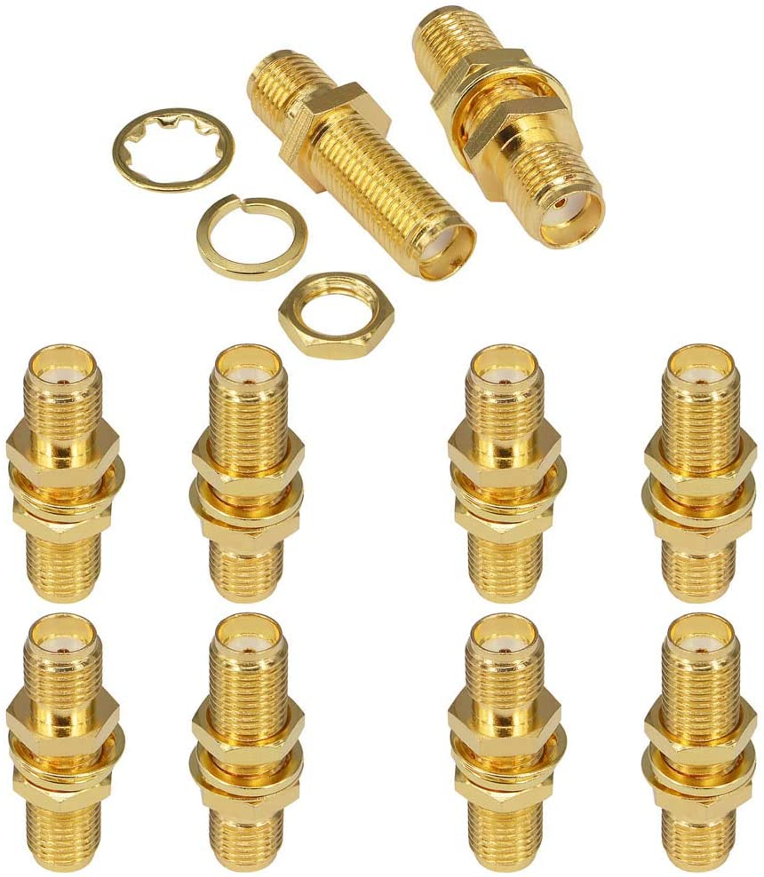BOOBRIE Super sale period limited Limited time for free shipping SMA Socket Connector P Bulkhead Female
