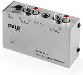 Explore phono preamps for turntable
