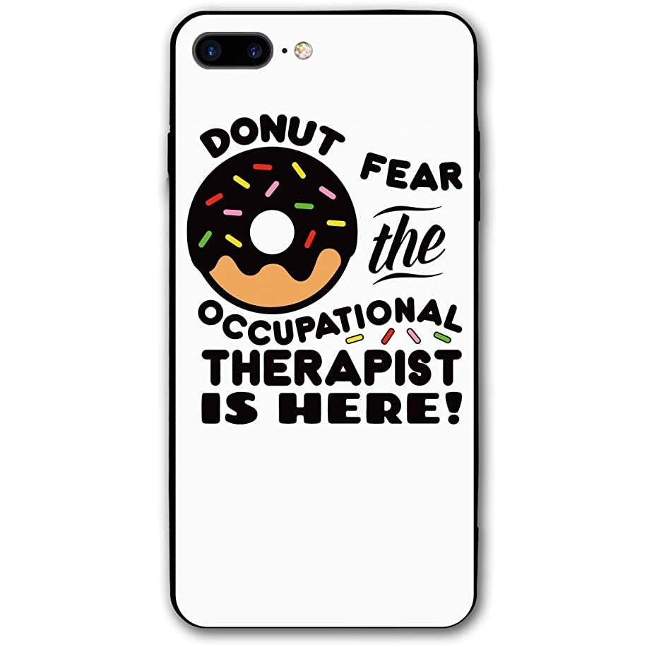 Xyybbn Occupational Therapy Block Words Protective \r\nShock-Absorbing Smart Mobile Case iPhone for 7Plus / 8Plus