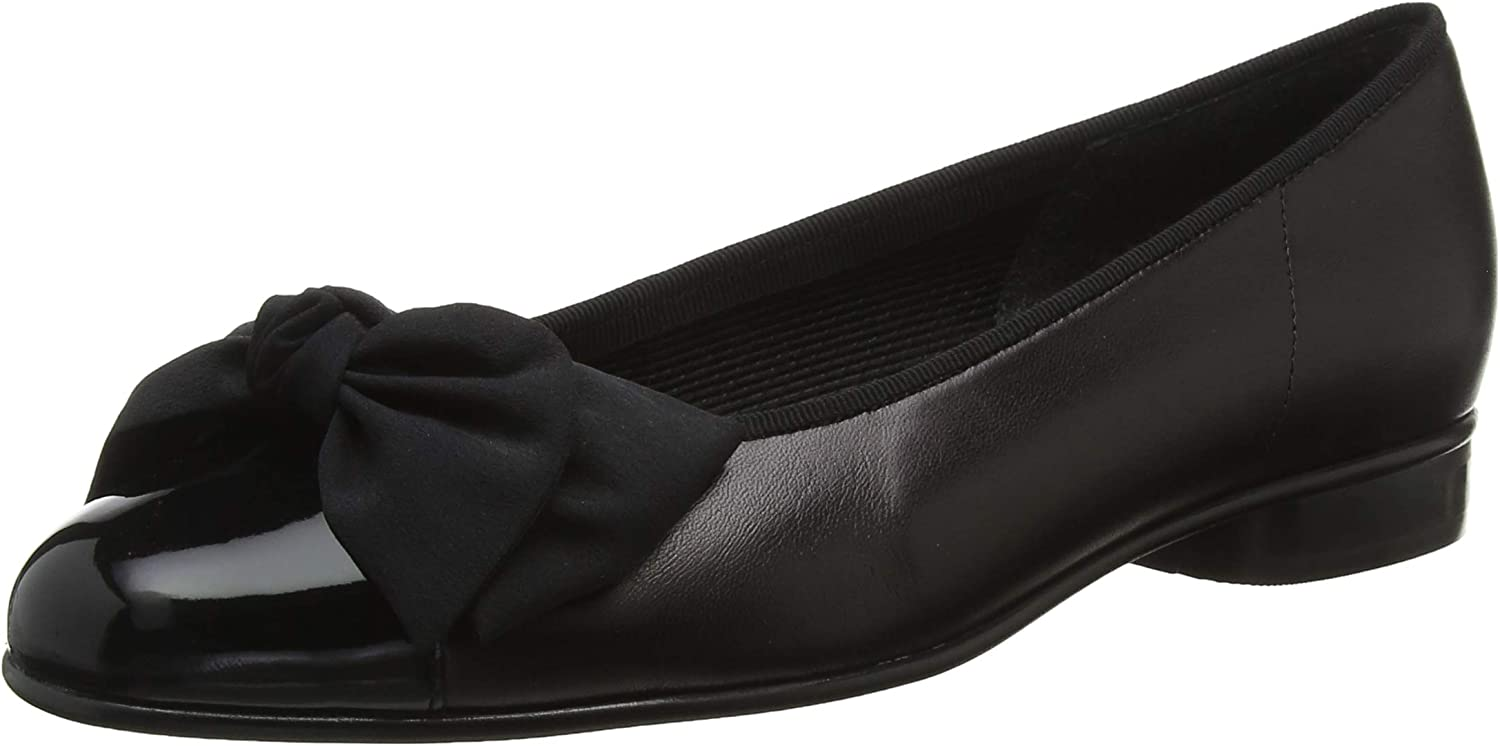 Gabor Womens Amy 05.106.37 Leather shoes