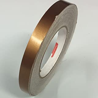 ORACAL 651 Vinyl Pinstriping Tape - Decals, Stickers, Striping - 1/8 Copper