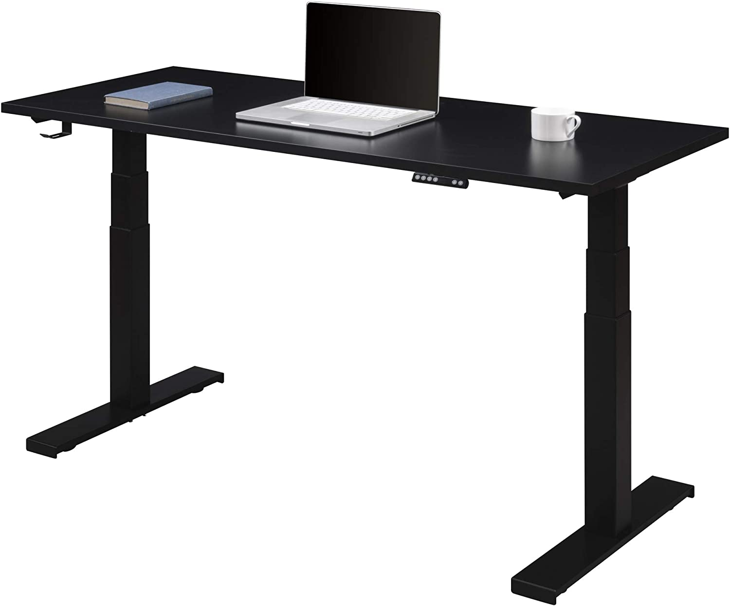 Electric Height Adjustable Max 65% OFF A surprise price is realized Standing Desk Office Workstatio Home