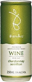 バロークスプレミアム缶ワイン白 [ 白ワイン 辛口 オーストラリア 250ml×24本 ]