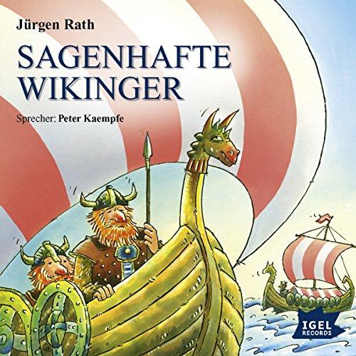 Sagenhafte Wikinger cover art