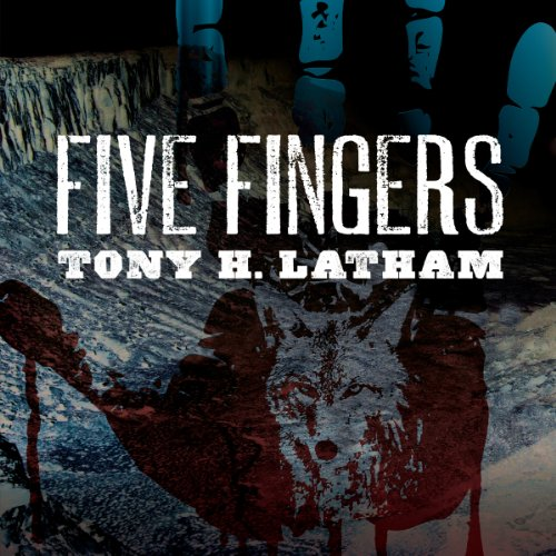 Five Fingers audiobook cover art