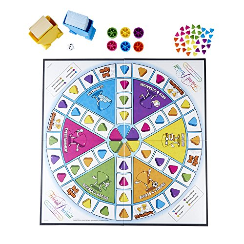 Hasbro Gaming Trivial Pursuit Family Edition