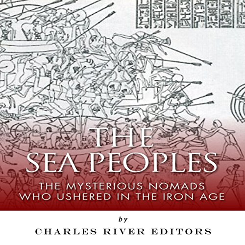 The Sea Peoples audiobook cover art