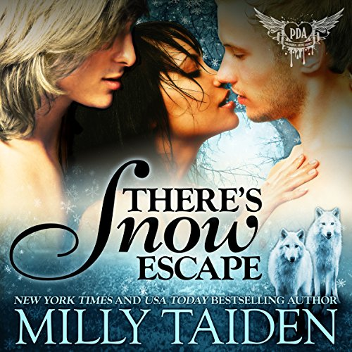 There's Snow Escape: BBW Paranormal Shape Shifter Romance cover art
