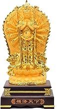 Home Accessories Fukuzawa Thousand Hands Avalokitesvara Decoration Zen Living Room Entrance Nanhai Guanyin Bodhisattva Sta...