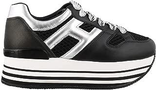 Hogan Luxury Fashion Womens HXW2830U352N8C0353 Black Sneakers |