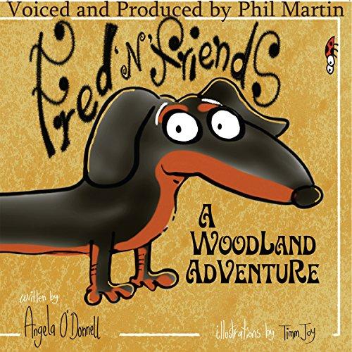 Fred 'n' Friends cover art
