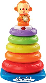 VTech 80-166303 Stack and Discover Rings
