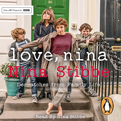 Love, Nina audiobook cover art