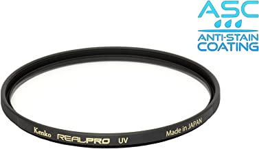 New Kenko 82mm REALPRO UV Filter with Anti-Stain Coating (ASC) Slim UV 82 mm for Canon Nikon made in Japan