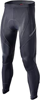 RION Men's Cycling Pants Bike Padded Bicycle Tights