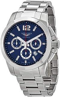 Longines Conquest Chronograph Automatic Blue Dial Men's Watch L3.801.4.96.6
