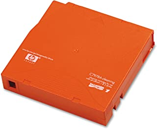 HP C7978A LTO Universal Cleaning Cartridge, 20 Uses