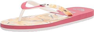Roxy Girl's Pebbles Flip Flop Sandal