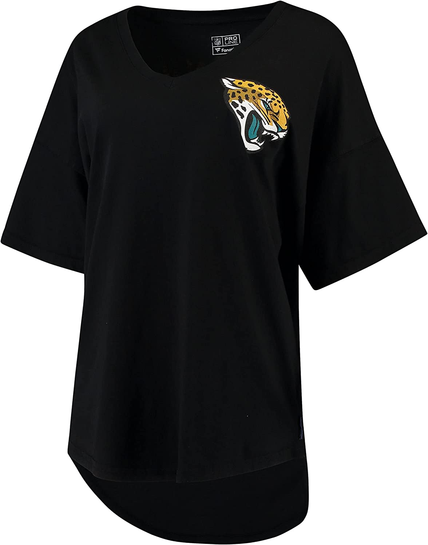 NFL PRO LINE Special Campaign Women's Black Jacksonville Jaguars Go Jersey Spirit Popular shop is the lowest price challenge