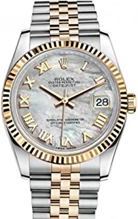 Best rolex datejust mother of pearl 36mm Reviews